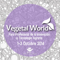Congreso y Exposición VEGETAL WORLD (Valencia)